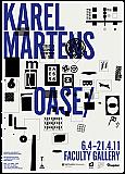 Karel Martens A3 poster